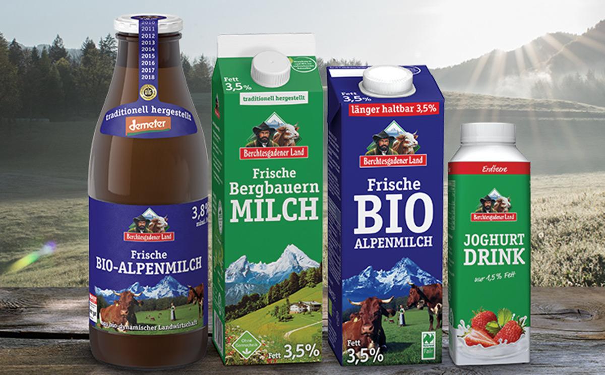 Bergbauernmilch Milchladen 12
