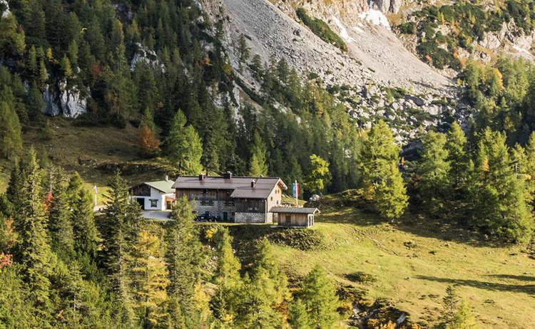 Das Schneibsteinhaus