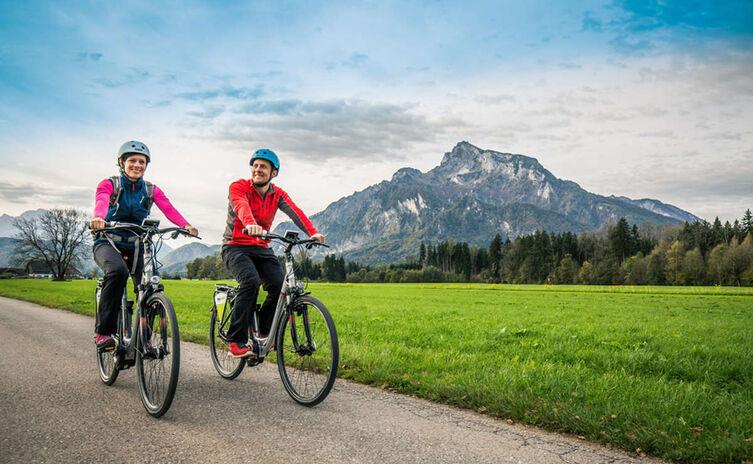E Bike Untersberg