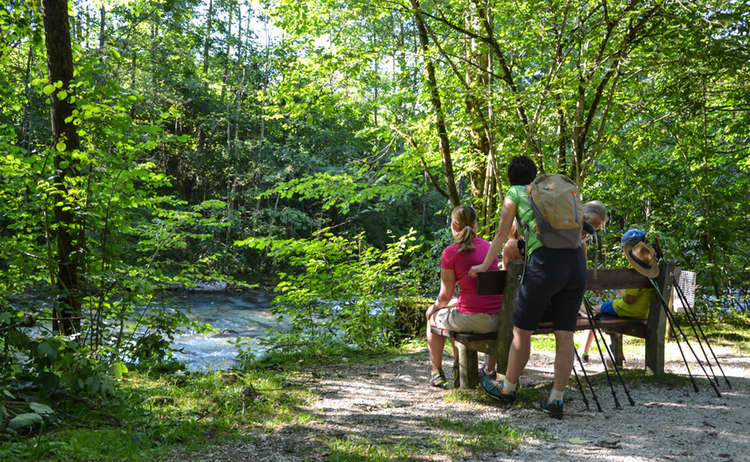 Ideale Familienwanderung: Der Königsseer Fußweg