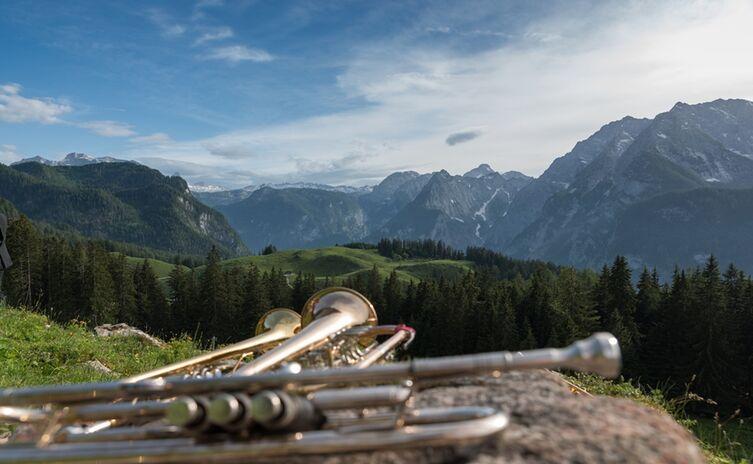 Feiga Wolfgang Trompeten Wasseralm