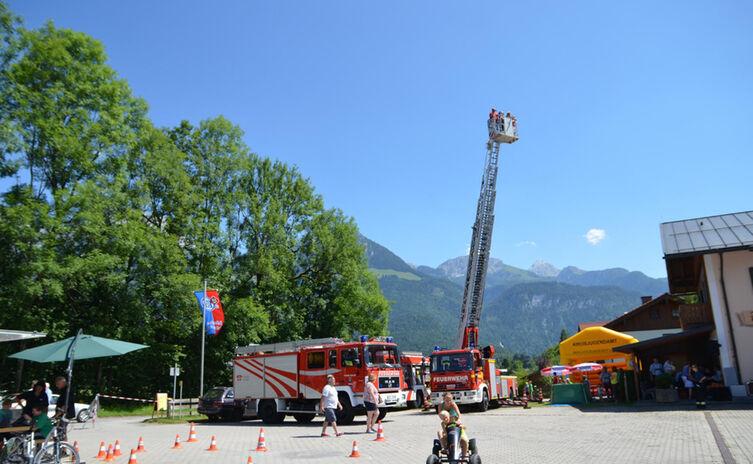 Feuerwehr Fest Schoenau Bild B 1