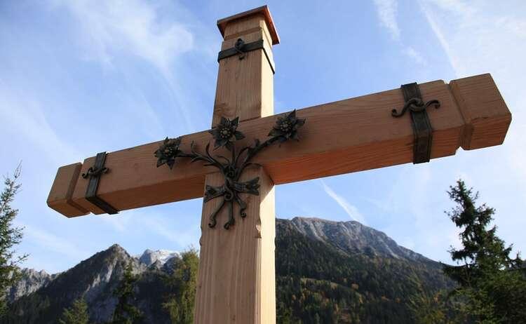 Gipfelkreuz Brandkopf