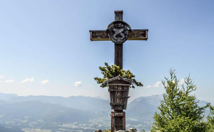 Gipfelkreuz Kleiner Jenner