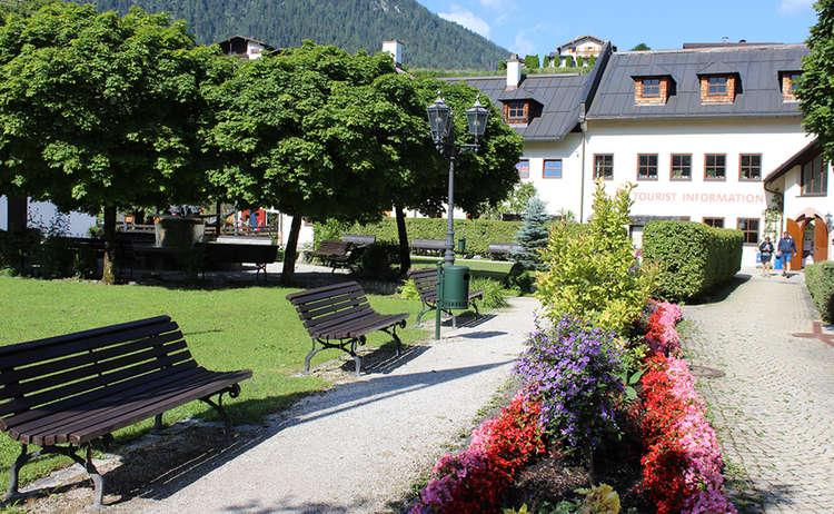 Haus Des Gastes Unterstein Schoenau
