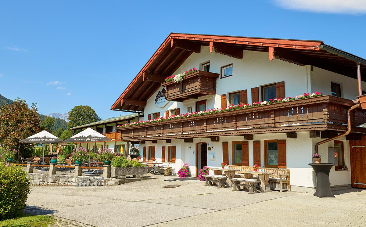 Hotel Hanauerlehen Alpencafe 10
