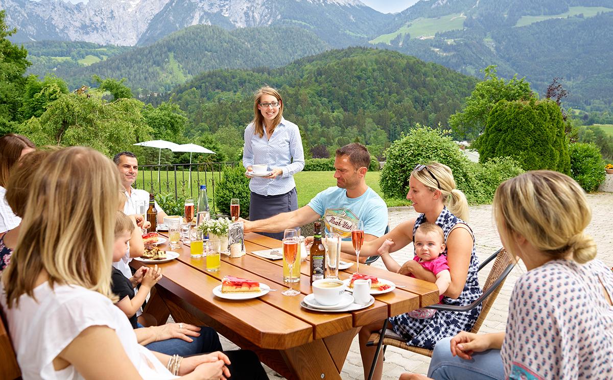Hotel Hanauerlehen Alpencafe 11