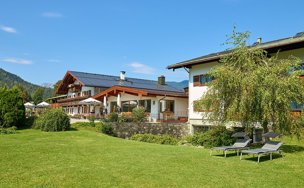 Hotel Hanauerlehen Alpencafe 7