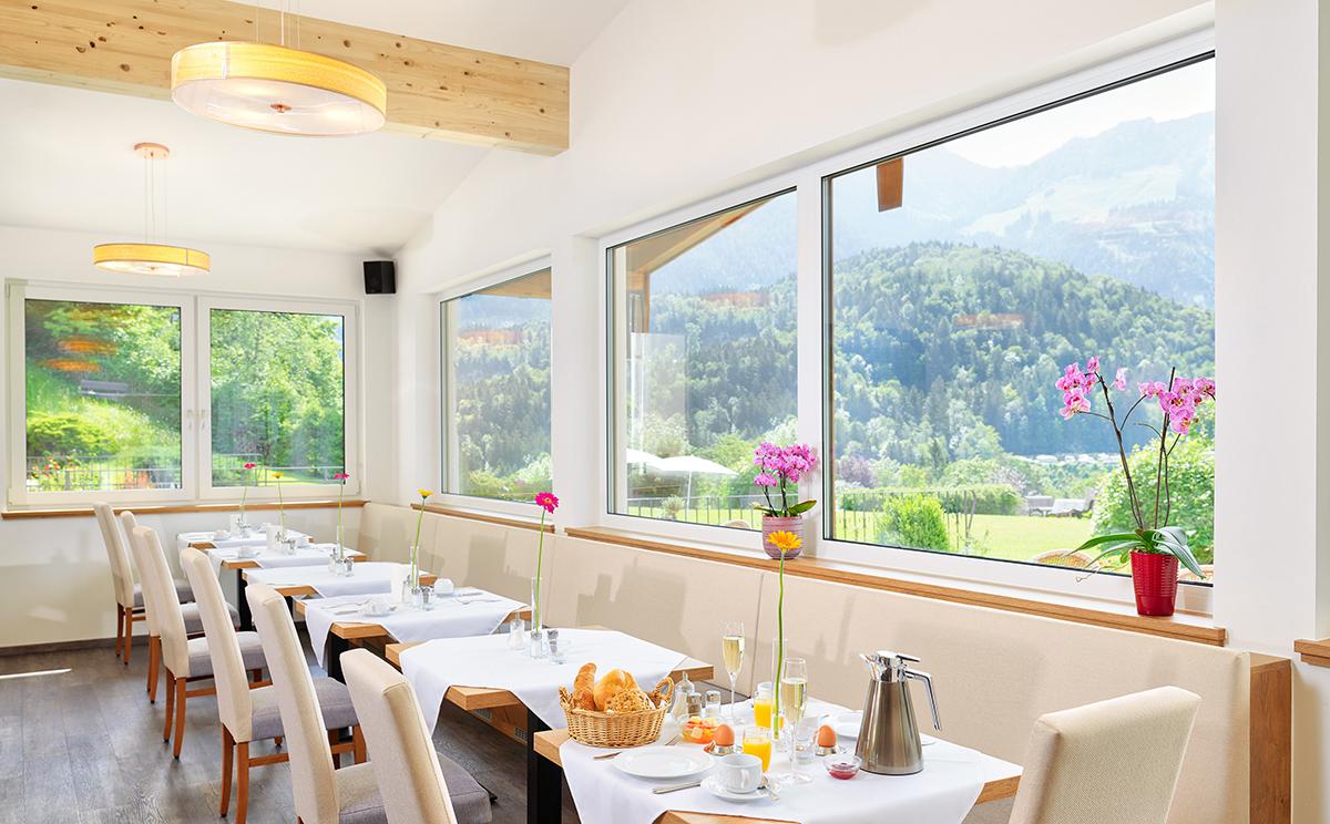 Hotel Hanauerlehen Alpencafe 9