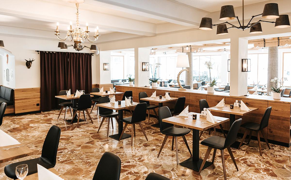Hotel Koenigssee Restaurant Gastgarten 4