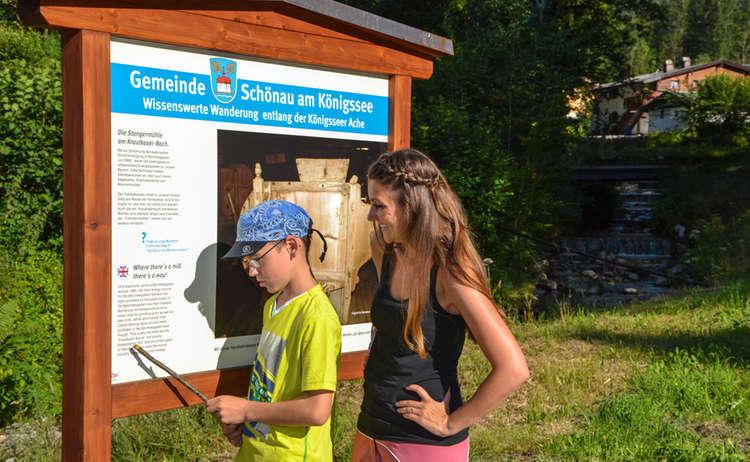 Interessantes am Wegrand | Königsseer Fußweg