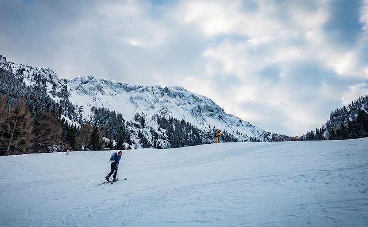 Jenner Skitour Krautkaser