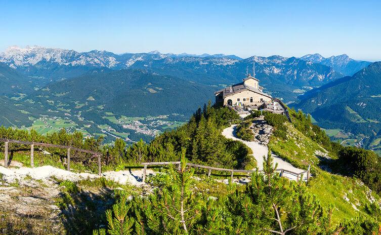 Klettersteigset Verleih Berchtesgaden : Gemeinde schönau a. königssee