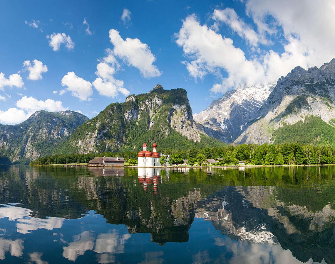 Klettersteigset Verleih Berchtesgaden : Schönau a königssee bergerlebnis berchtesgaden