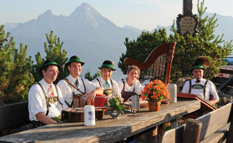 Berchtesgadener Stub´n Musik