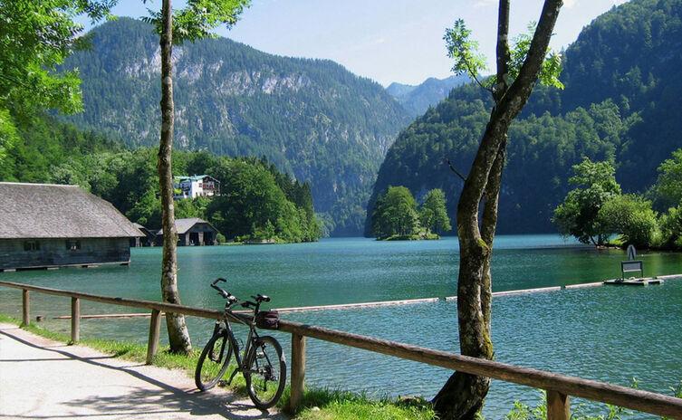 Radfahren Koenigssee