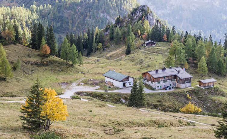 Schneibsteinhaus Jenner Hagengebirge