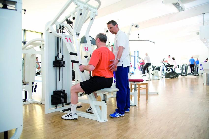 Schoen Klinik Berchtesgadener Land 1
