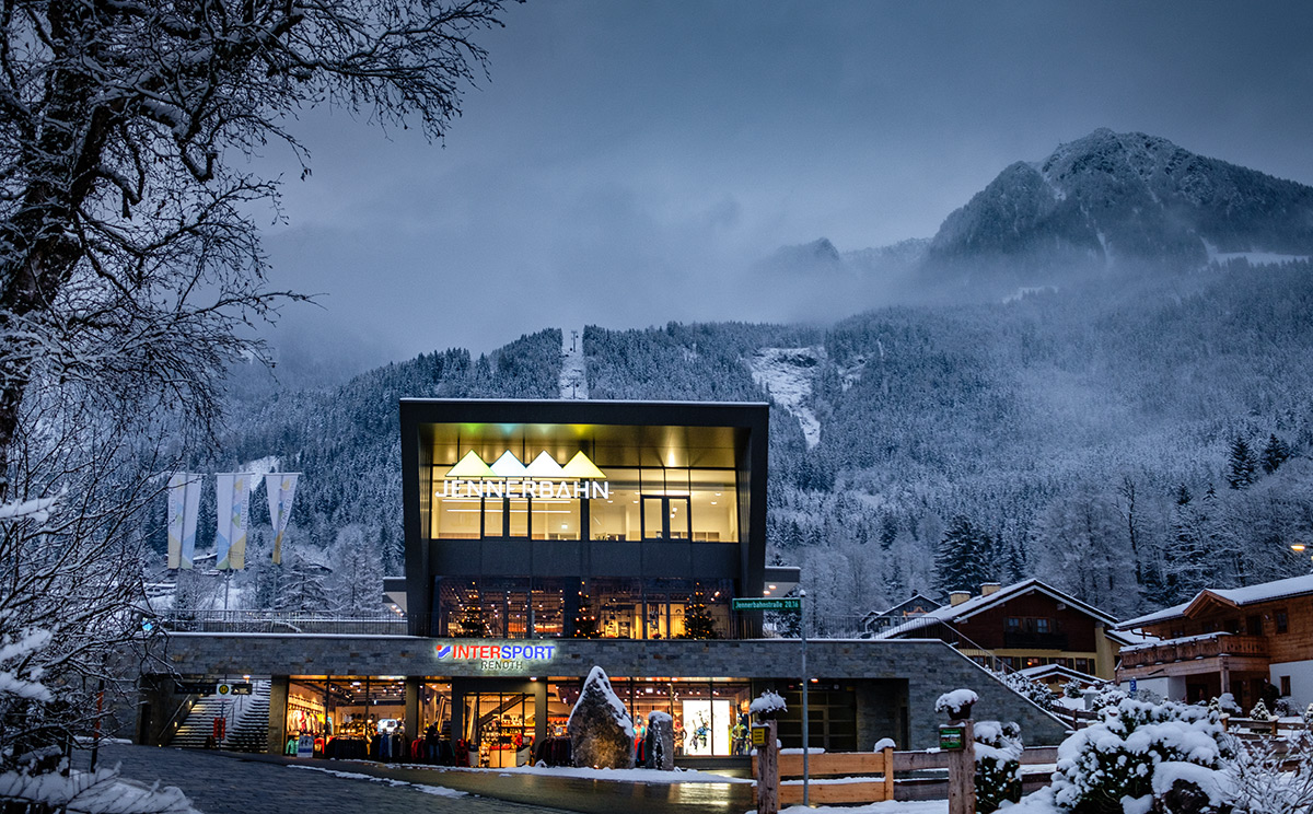 Skigebiet Am Jenner 5