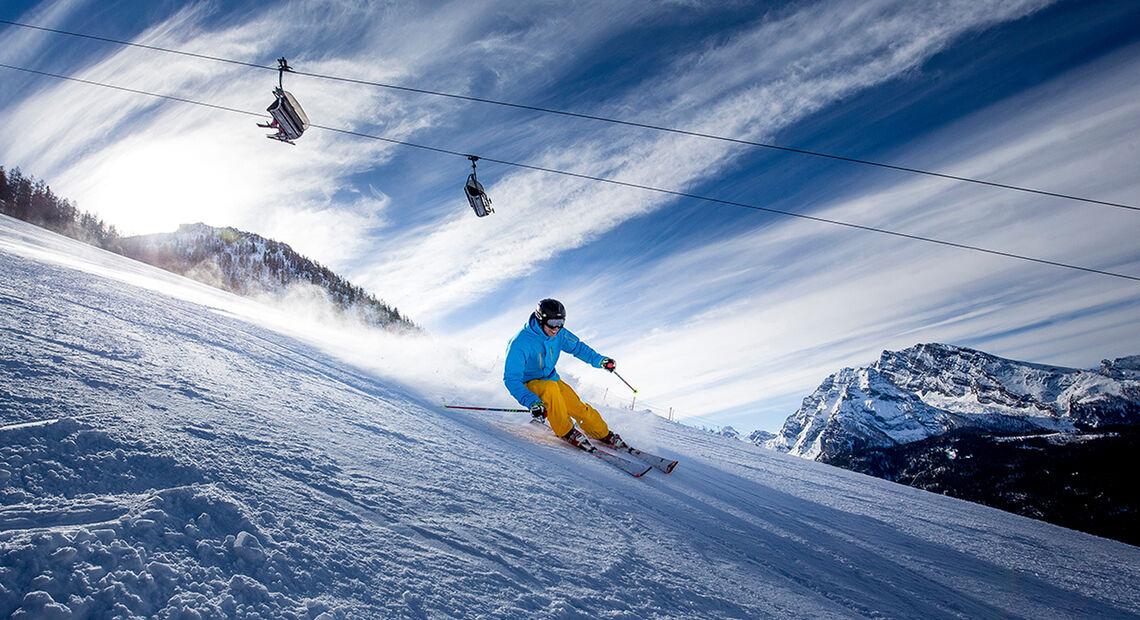 Skigebiet Jenner Koenigssee
