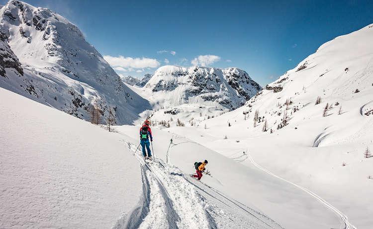 Skitour Grosse Reibn