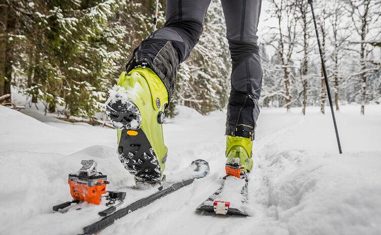 Natürlich unterwegs auf Skitour