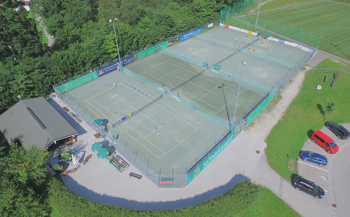Tennisplatz Schoenau 3