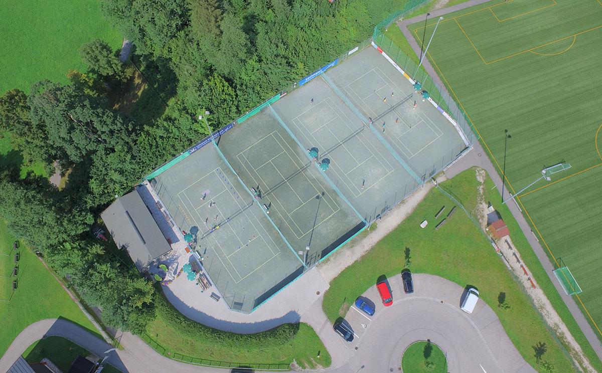 Tennisplatz Schoenau 4