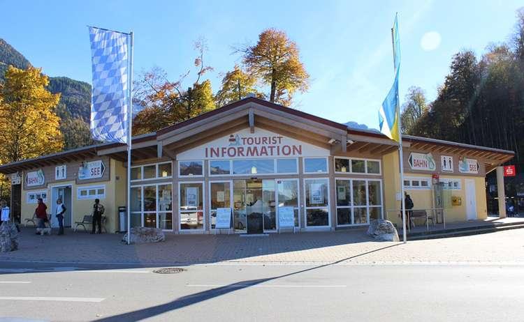 Tourist-Info Königssee
