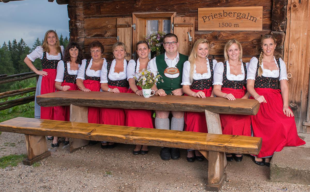 Ihre Urlaubsberater in Schönau a. Königssee