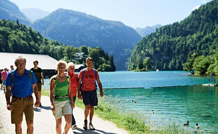 Wandern Koenigssee