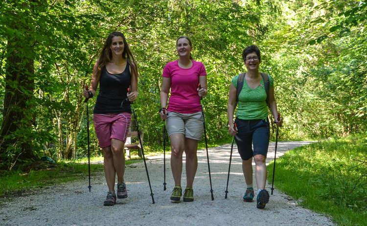 Wandern auf dem Königsseer Fußweg