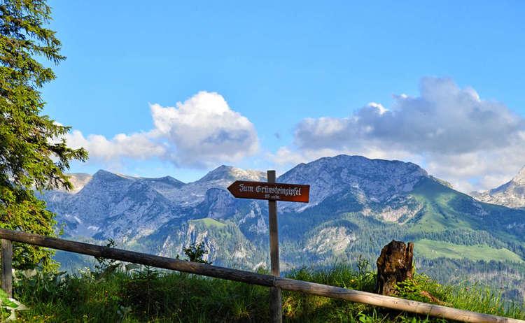 Wanderung Gruenstein