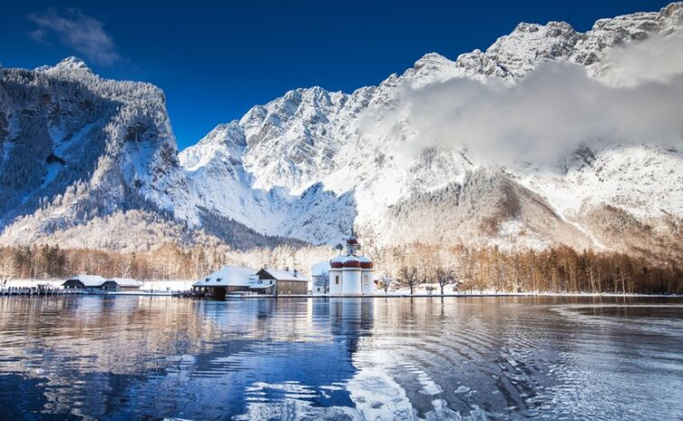 Winter Koenigssee